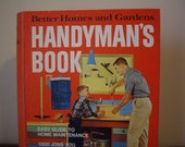 Vintage Handyman Book