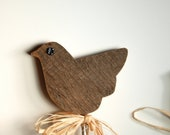 Rustic, Bird, Garden Marker, Shabby Chic