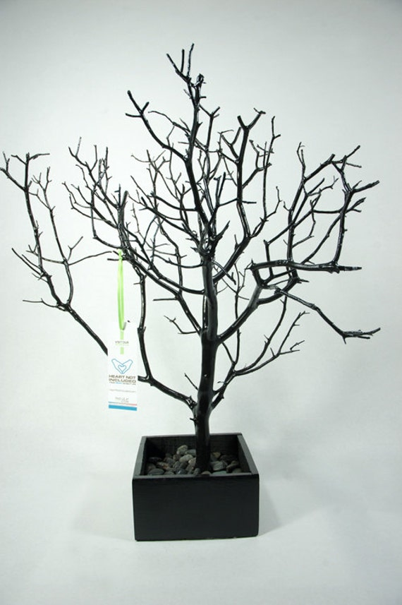 19 Black Jewelry Tree Accessory Holder Jewelry