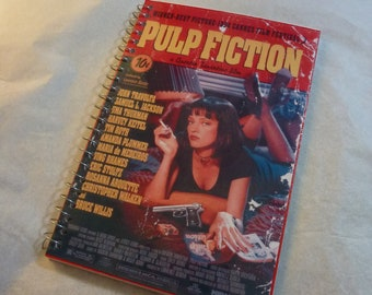 Pulp Fiction pocket memo book
