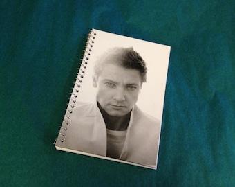 Jeremy Renner pocket memo book