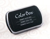 Colorbox Pigment Ink Pad (Full Size) - Black