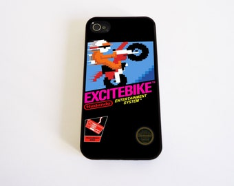 Excitebike case for iPhone 5s, iPhone 5, iPhone 6 and iPhone 4/4S
