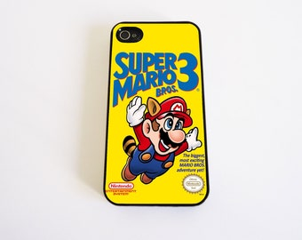 Super Mario Bros 3 case for iPhone 5s, iPhone 5 and iPhone 6
