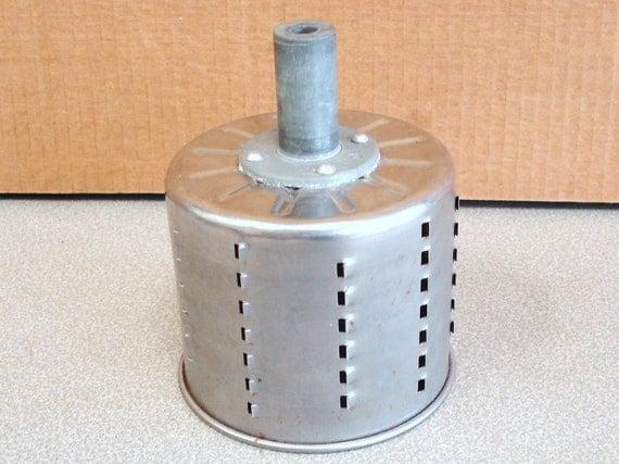 Shredder Replacement Parts : Vintage the kitchen craft co manual shredder slicer large