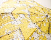 IN STOCK: Yellow Peeling Paint Photo Umbrella Great Unique Holiday Gift Distressed Door - JenHanlonAshPhoto