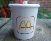 Vintage McDonald's Cup Toy
