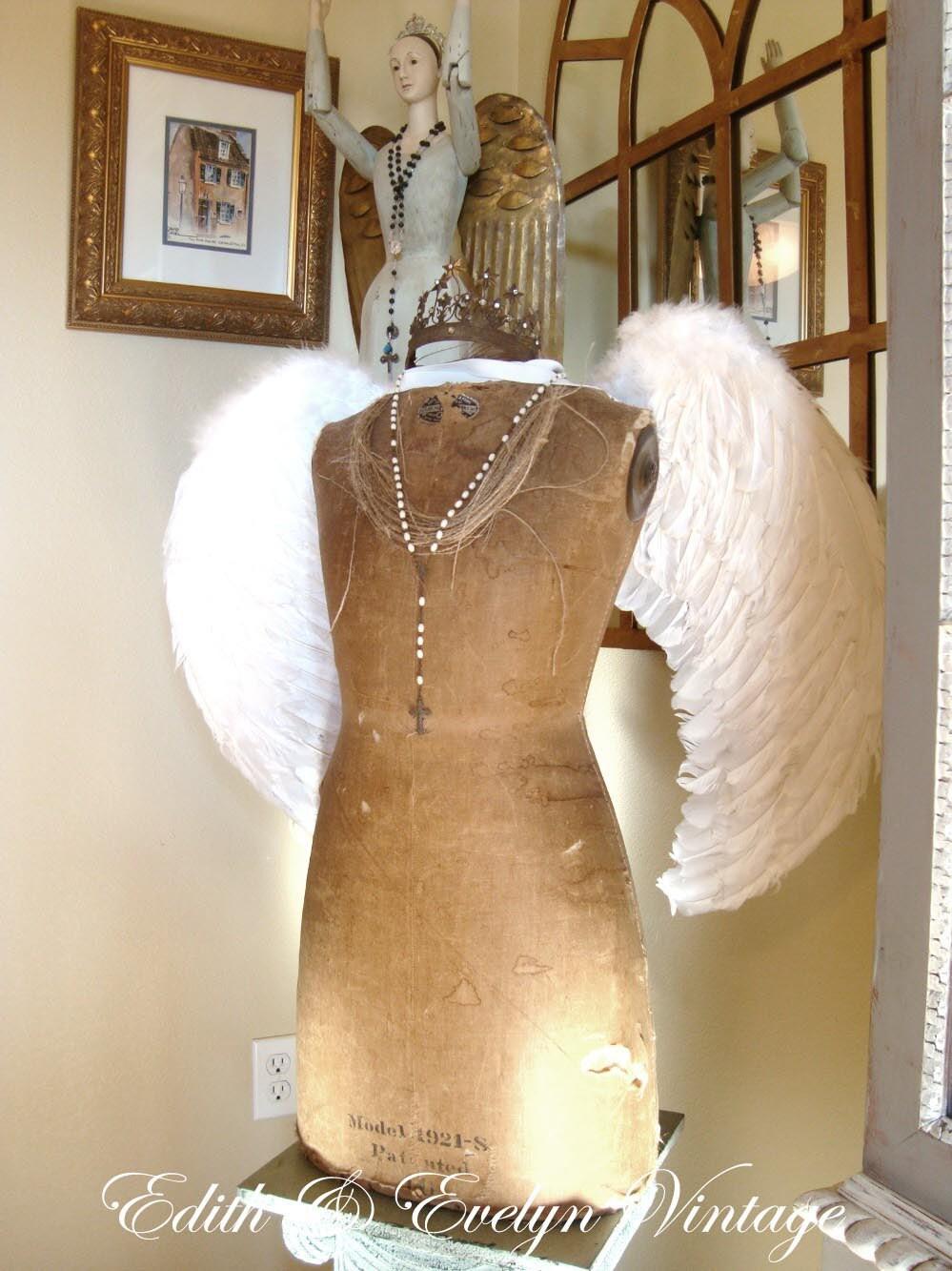 Antique 1921 Palmenberg Child Size Mannequin Dress Form
