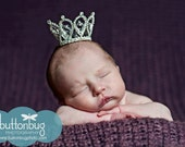 Mini Baby Crown