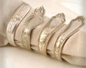 CAKE Vintage Table and Home - Vintage Flatware Napkin Rings