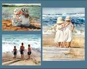 """PRINT of Your CHOICE  5 x 7"""" Giclee Watercolor Print"""