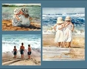 """PRINT of Your CHOICE 10 x 8"""" Giclee Watercolor Print"""