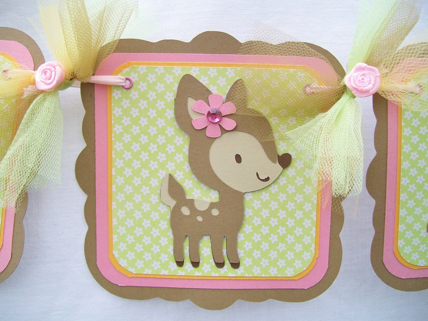 forest animals woodland animals baby shower banner its a