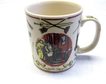 God Bless The Home Poem Coffee Cup Mug