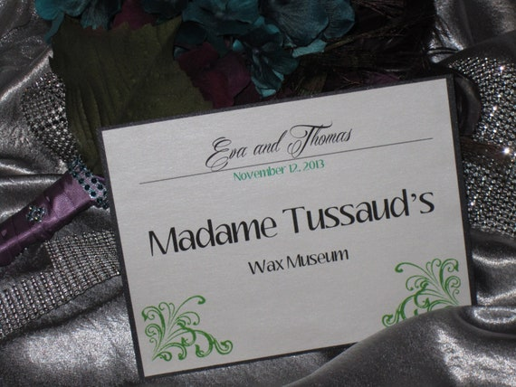 Wedding Table Names - Table Numbers