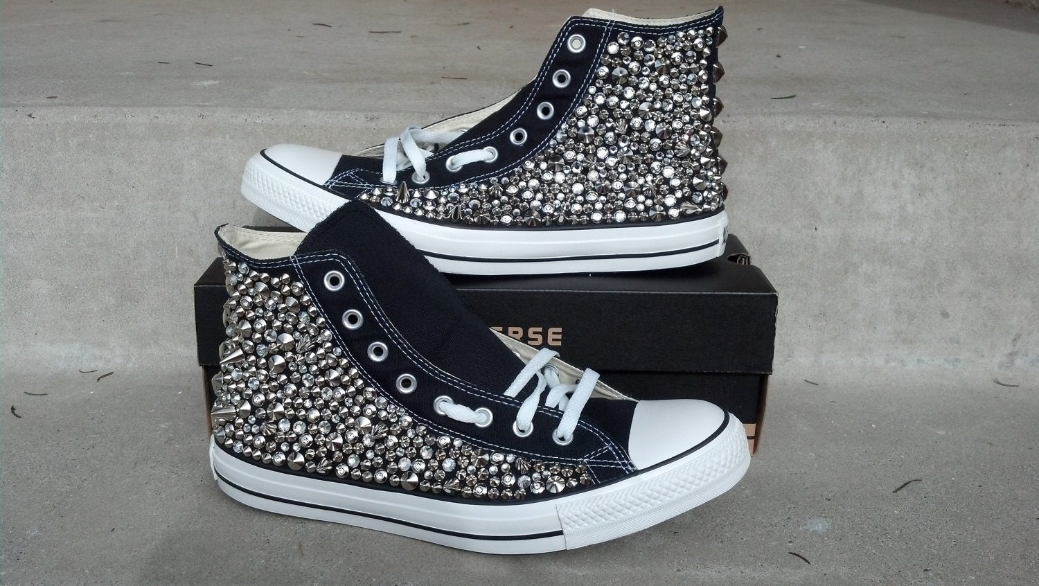 Different Converse Shoes
