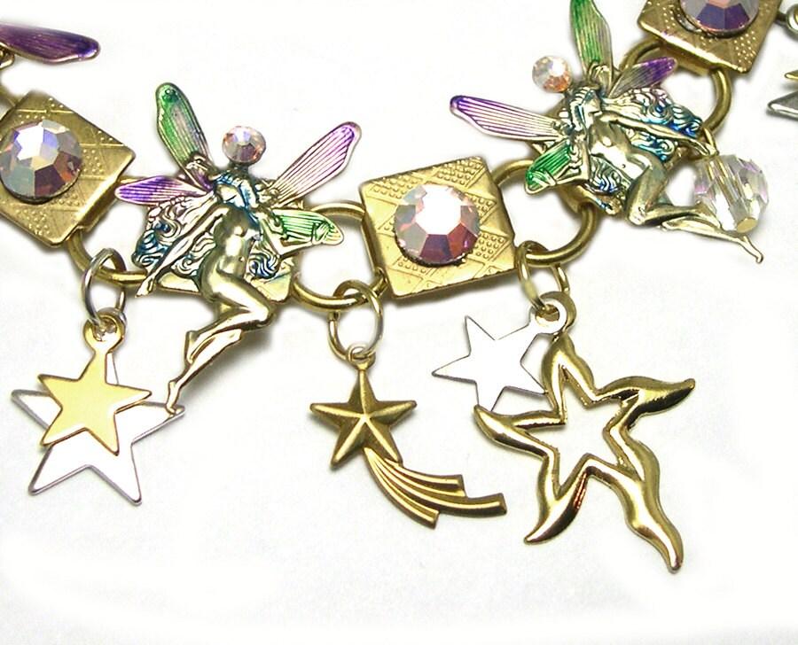Fairy Charm Jewellery Charm Fairy Bracelet Fairy