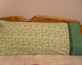 Olive Branches - Pillowcase, King, Pair