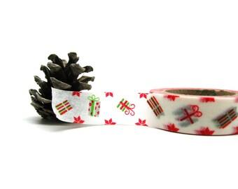 Christmas Washi Tape - Colorful Presents - Washi Tape Sale