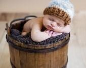 Newborn Ribbed Beanie