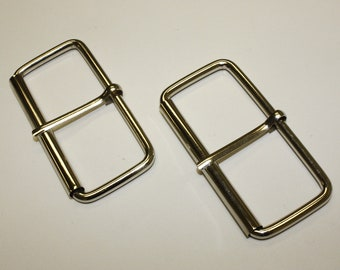 3 Inches Metal Buckle
