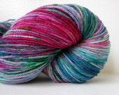 Rita - Fingering SW Merino / Nylon Hand dyed Sock Yarn