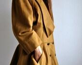 Olive Green 80s Jacket