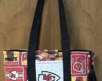 Larger Kansas City Chiefs Bag