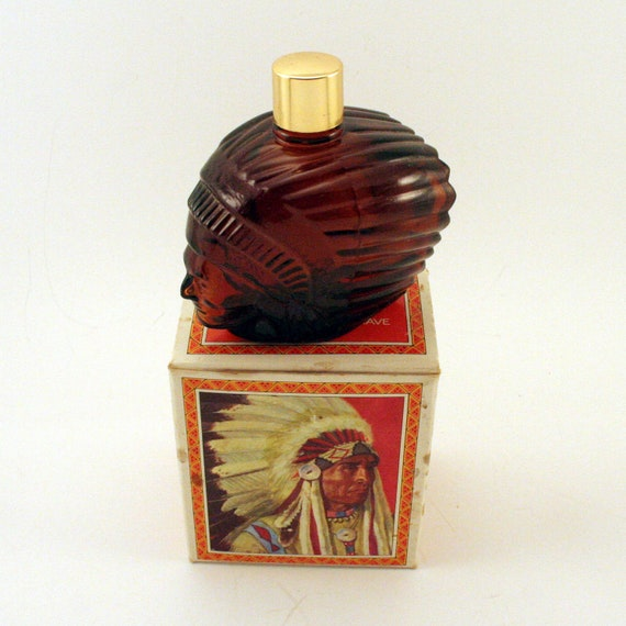 Avon Indian Chieftain - Spicy After Shave