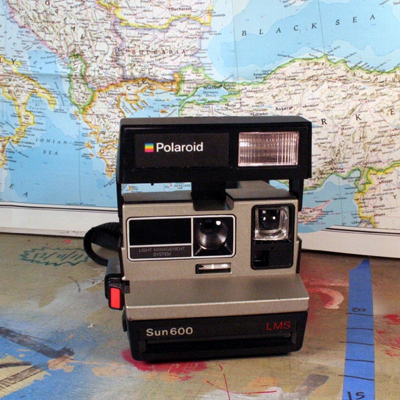 Polaroid Sun 600 - LMS