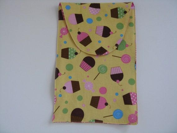 CupcakePink Dots Diaper n' Go Pouch