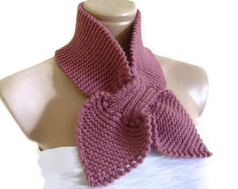Thulian pink, neckwarmer, scarf, Headband, knitting, Holiday , Accessories, valentines day, gift