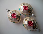 Christmas Ornaments From Europe Vintage