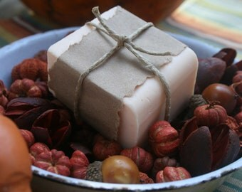 Pumpkin Pie Goat's Milk Soap