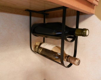 Made to order- Josephina under-cabinet wine rack