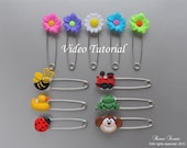 Diaper Pin Video Tutorial