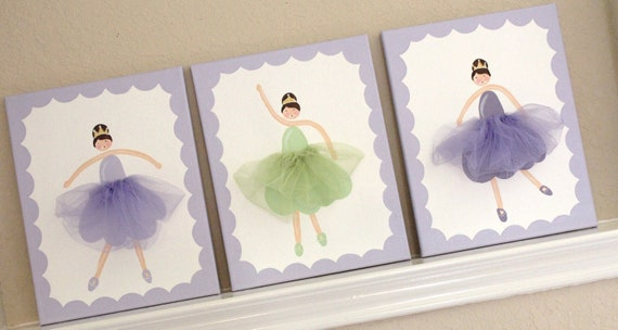 Princesses, 11x14(set of 3) MADE TO ORDER