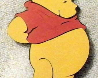 Winnie the Pooh  Die-Cuts