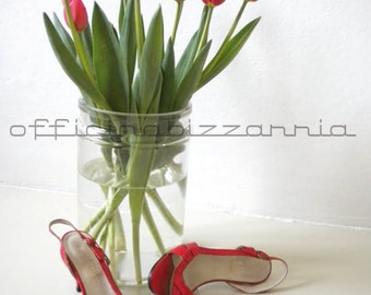 Red Shoes - Fine Art Photo Print