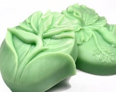 Hummingbird Paradise Soap in Ginger Lime - The Perfect Gift Soap, Set of Two in Any Color