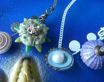 Rare Small Sea Urchin (15 to 20mm)  Bracelet