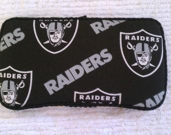 Raiders Wipe Case