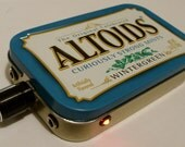 Classic 18 Volt CMOY Burr Brown OPA2227 Headphone Amplifier Altoids Wintergreen