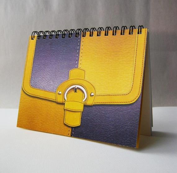 Spiral Bound Notebook or Journal