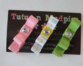 Baby Gift Set - Hair Clips
