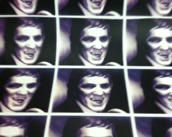 Barnabas Collins/Dark Shadows wrapping paper/Giftwrap