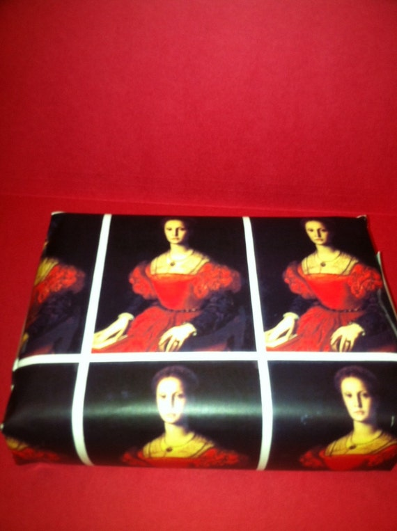 Countess Bathory Wrapping Paper/Giftwrap