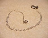 Sterling silver jewelry chain
