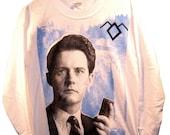 Twin Peaks: Special Agent Dale Cooper Unisex Sweatshirt sizes S-M-L-XL