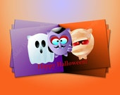 Halloween Treat Bag Toppers (TT105)